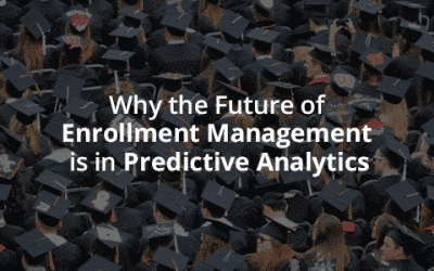 Future of Enrollment Management Analytics