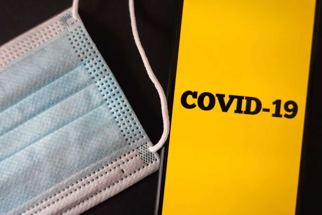COVID Mask and App