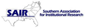 10/8 – 10/11 Southern Association for Institutional Research (SAIR) Conference