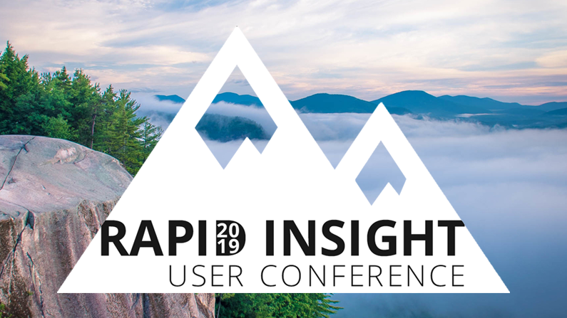 Call for Presenters Now Open for Rapid Insight User Conference