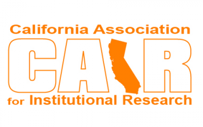 11/8 – 11/10 California Association for Institutional Research (CAIR) Conference