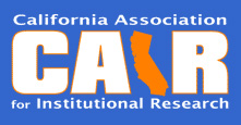 11/16 – 11/18 California Association for Institutional Research (CAIR) Conference