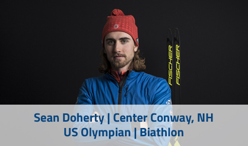 Gearing up for the Games: Catching up with U.S. Biathlete Sean  Doherty before the 2018 Olympics
