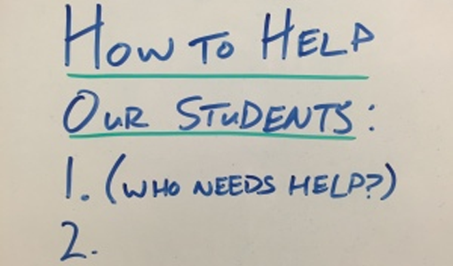 How Important is a Proactive Approach to Student Success?
