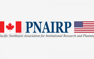 11/8 – 11/10 Pacific Northwest Association for Institutional Research and Planning (PNAIRP) Conference