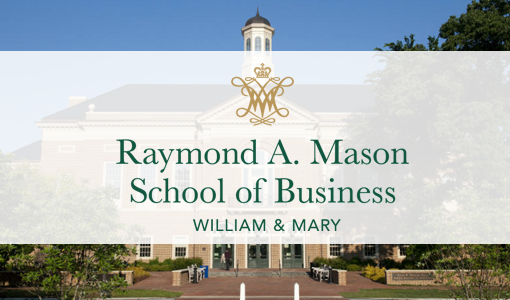 College of William and Mary's Mason School of Business to use Rapid Insight Predictive Analytics software in Healthcare Course