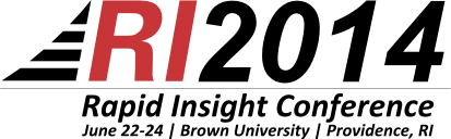 Rapid Insight Announces 2014 Conference – Highlighting the Best in Predictive Analytics