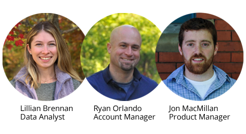 The presenters for this upcoming Tableau webinar